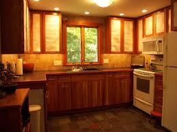 Refacing Oak Kitchen Cabinets Kitchen Simple Cheap Creamy Kitchen Cabinet Style With Brown