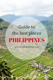 best places to visit in the philippines tara lets anywhere