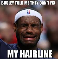 Messed Up Hairline - lebron james hairline meme 28 images hairline memes pictures to