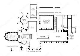 floor plan of westminster abbey westminster abbey stock photo speedfighter17 4348755
