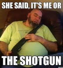 Hillbilly Memes - fat gun dude weknowmemes generator