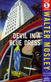 devil blue dress by walter mosley first edition abebooks