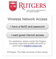ruwireless secure android setup ruwireless