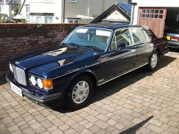 bentley brooklands 1993 bentley brooklands being auctioned at barons auctions