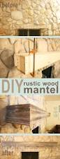 best 25 wood mantel shelf ideas on pinterest wood mantle
