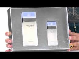 dolce and gabbana light blue gift set dolce gabbana light blue eau de toilette natural spray fragrance