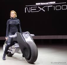future bmw motorcycles bmw motorrad vision next 100 motorcycle no helmet needed slashgear