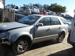 2009 sy mk ii ford territory now wrecking athol park ford wreckers