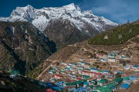 Map Of Everest Tips For Trekking To Everest Base Camp Adventure The Planetd