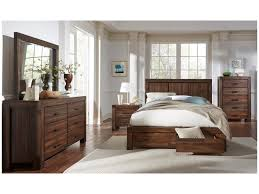 modus international meadow bedroom dresser with 6 dovetail drawers