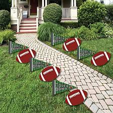 football baby shower end zone football baby shower theme bigdotofhappiness