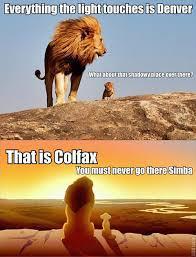 The Lion King Meme - the lion king the denver colfax