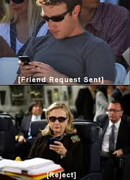 Hillary Clinton Texting Meme - 18 best texts from hillary memes on the internet socawlege