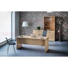 bureau tiroirs bureau bois 150 à 2 tiroirs suspendus talos