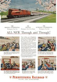 Pennsylvania travel magazine images 54 best railroad advertising art images advertising jpg