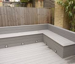 Diy Outdoor Storage Bench Seat by Diy Dried Up Stream Beds 6 Corner Seating Storage Ideas And Lights