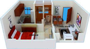 600 sq ft 1 bhk 1t apartment for sale in goldstar siddharth nagar