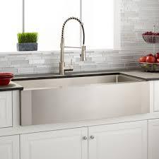 kitchen top mount farmhouse sink white discount apron sink stone