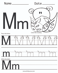 brilliant ideas of letter m handwriting worksheets for your free