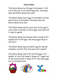 easter word problems maths by i like food teaching resources tes