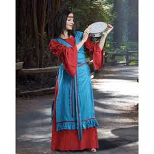 gloriana medieval dress