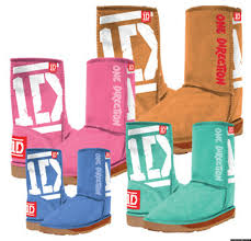 ugg boots one direction uggs boy band debuts line of boots look
