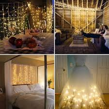 Led Light Curtain Of Led Lights To Decorate Your Celebrations And
