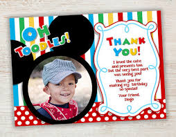 mickey mouse thank you cards 20 mickey mouse thank you cards free printable psd eps format