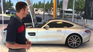 mercedes lindon 2016 mercedes amg gts walkaround mercedes of lindon