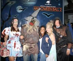 halloween ball 2 a scary success space foundation