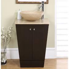 Powder Bathroom Vanities Travertine Flooring With Grey Vanity In Small Bathroom Powder