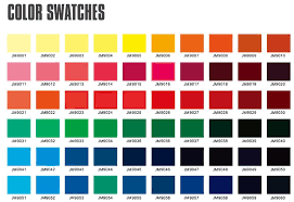 color swatches color swatches xiamen jiemailong umbrella co ltd