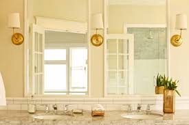 proper height to hang pictures on wall what height to hang wall sconces in bathroom azcollab for