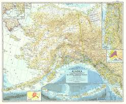 Map Alaska Map