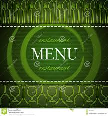 restaurant menu design stock illustration image of cuisine 22749940
