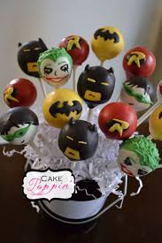 Halloween Cake Pop Ideas by Best 25 Batman Cake Pops Ideas On Pinterest Superhero Cake Pops