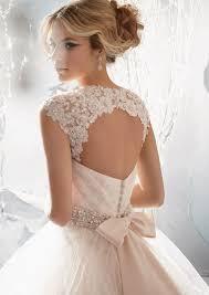 wedding dresses denver lace wedding dress back