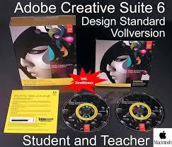 creative suite 6 design standard adobe creative suite 6 design standard mac vollversion box student