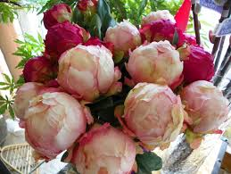 artificial peonies artificial flower verses fresh flowers apple blossoms floral designs