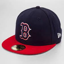 design era monocol ii boston sox 59fifty cap blue 8703