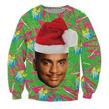 christmas sweaters carlton christmas sweater fresh prince of bel air