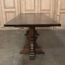 solid walnut dining table spanish solid walnut dining table