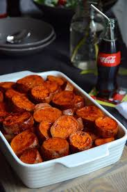 chipotle coca cola sweet potatoes for 5 easy thanksgiving side dish
