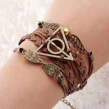 anchor bracelet charms images New paracord bracelet jewelry bracciali uomo multilayer charm jpg