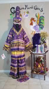 traditional mardi gras costumes traditional mardi gras costume lsu by coudremardigras on etsy