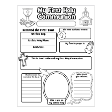 my communion color your own all about my communion posters