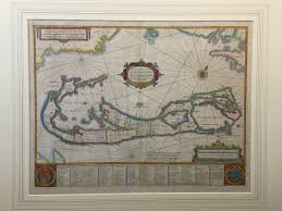 Map Of Bermuda New Acquisitions