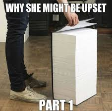 Funny Girlfriend Memes - why she might be upset part 1 funny girlfriend memes graphics