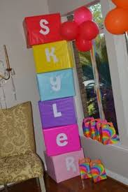 Candy Themed Party Decorations Balloons Wrapped In Cellophane Via Media Cache So Clever Great