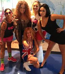 Spice Girls Halloween Costumes Arbitech Costume Contest Scares Halloween Fun